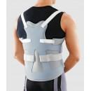 Корсет Orlett ортопедический грудо-поясничный, жесткий